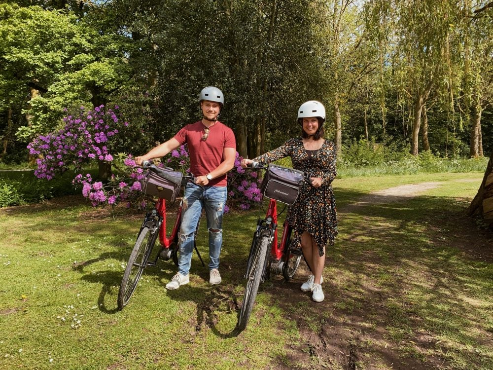 Muensterland-Fahrradtour