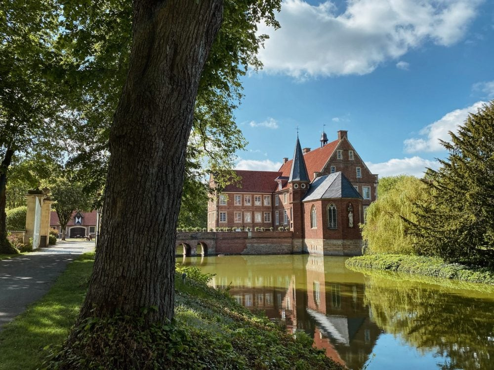 Muensterland-Schloss-Huelshoff