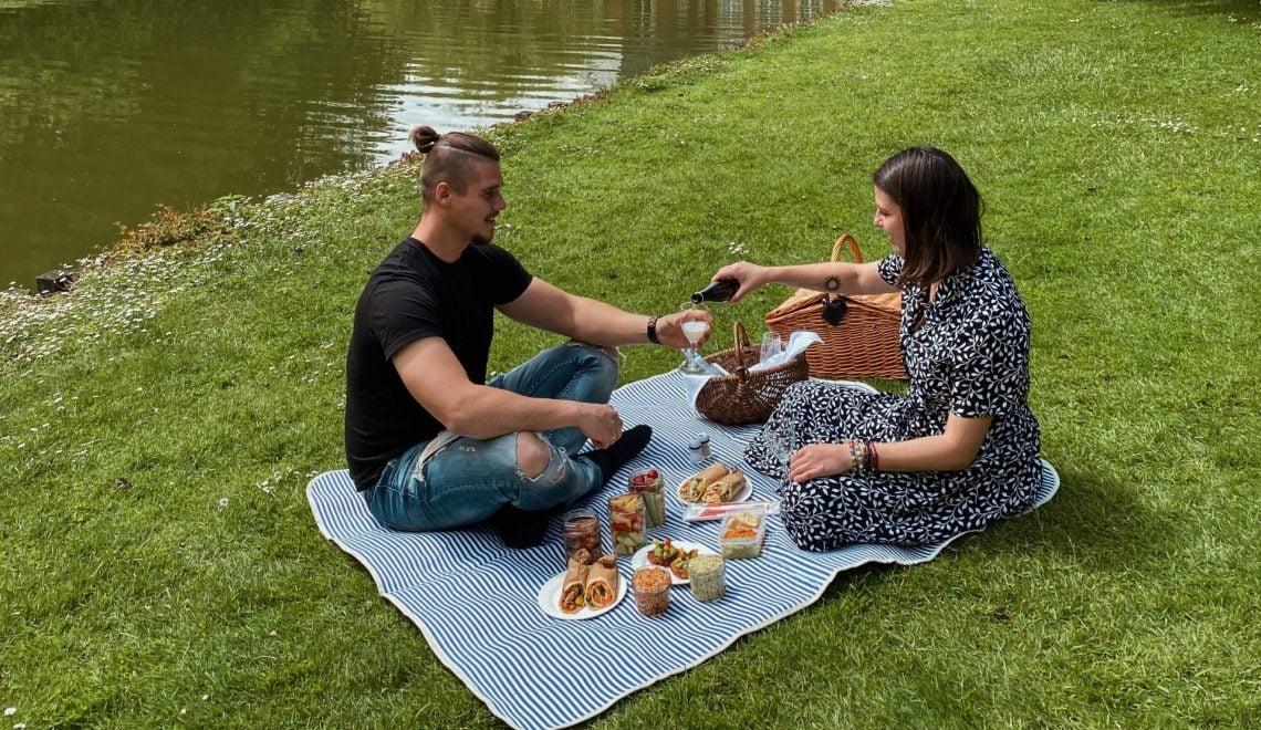 Schloss-Huelshoff-Picknick