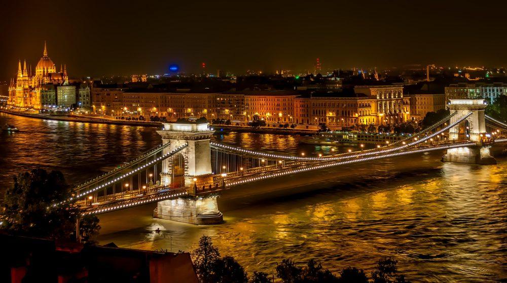 Budapest Urlaub