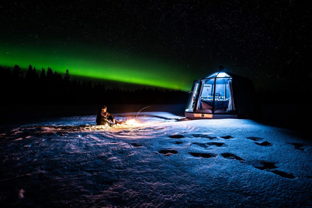 Lappland-Urlaub