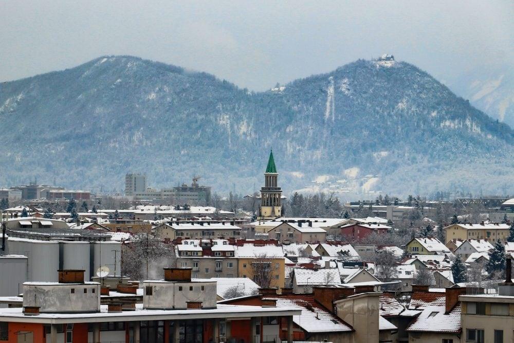 Ljubljana Urlaub