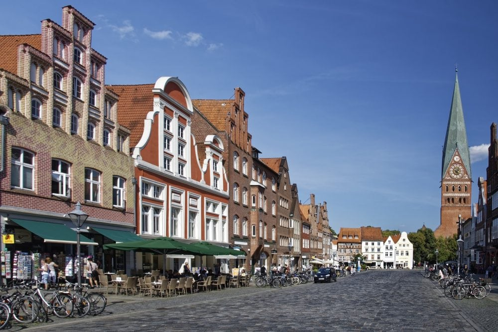 Lüneburg Urlaub