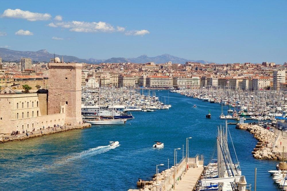 Marseille Urlaub