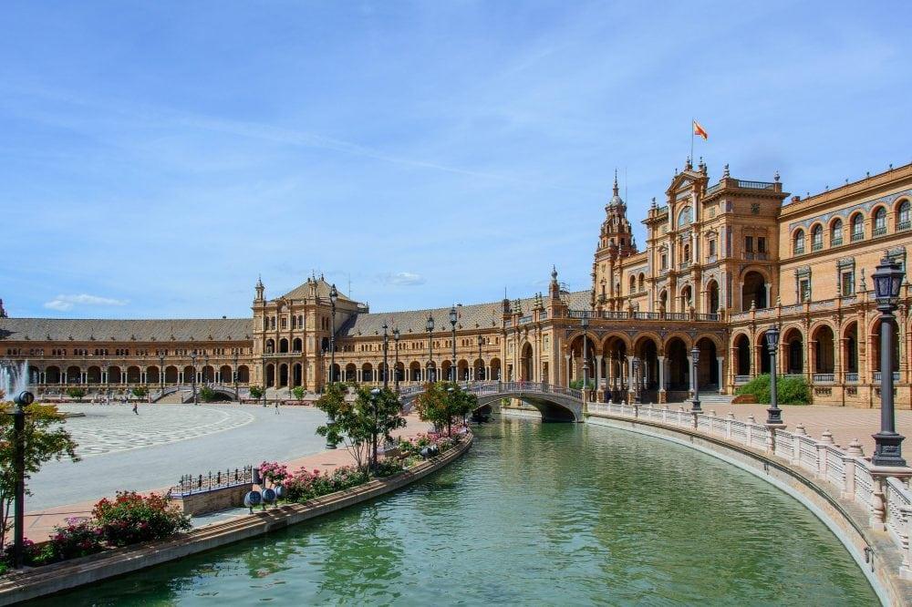 Sevilla-Spanien-Urlaub